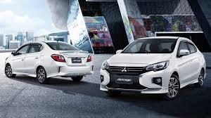 Mitsubishi Attrage 2020 – Khởi Đầu Vững Chắc, giá chỉ từ 375 triệu VNĐ