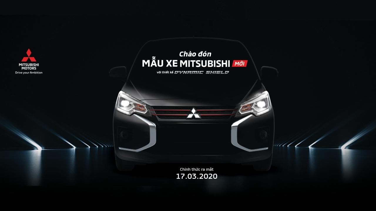 Mitsubishi Attrage bản nâng cấp mới không chỉ thay đổi thiết kế bên ngoài mà còn có một điểm mới trong khoang cabin.