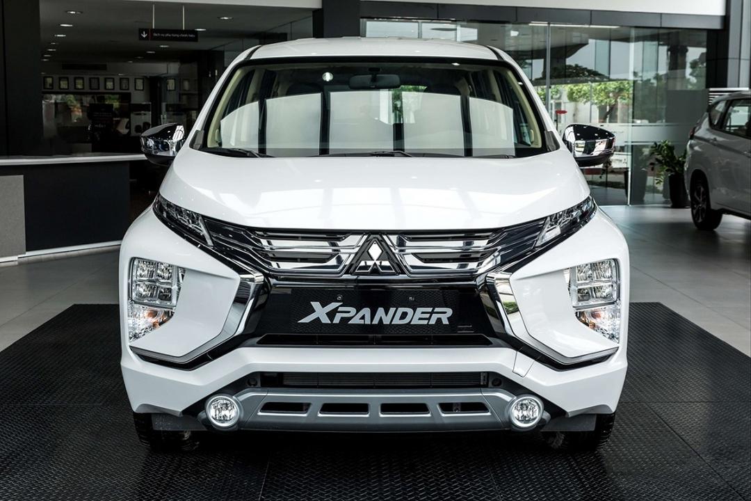 Mitsubishi Xpander phiên bản nâng cấp chính thức ra mắt thị trường Việt Nam