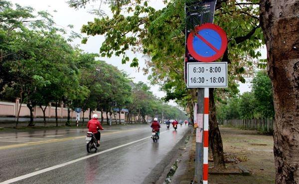 Nhận biết biển cấm dừng cấm đỗ xe, Nếu vi phạm bị phạt bao nhiêu?