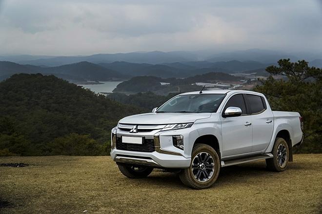 Trải nghiệm Mitsubishi Triton 2020: Xe bán tải dành cho gia đình năng động
