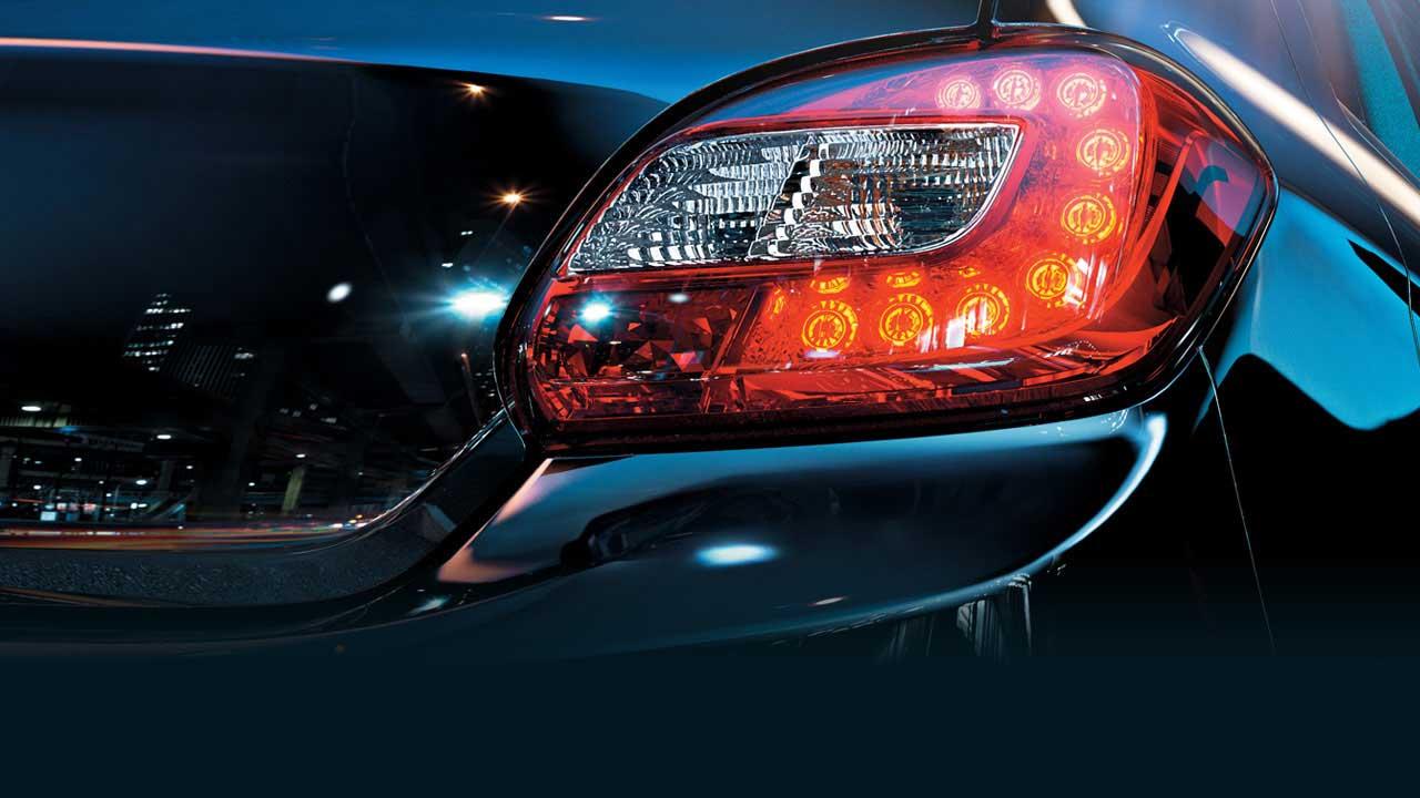 Đèn hậu LED