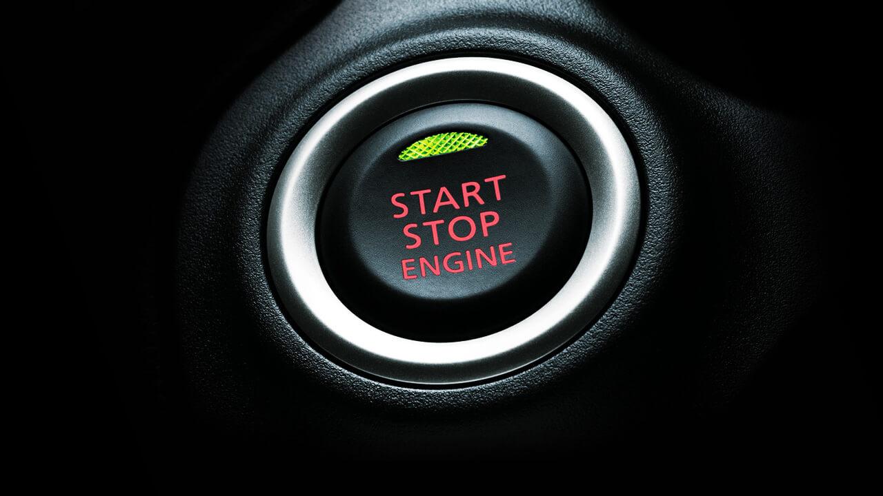 Nút bấm khởi động OSS